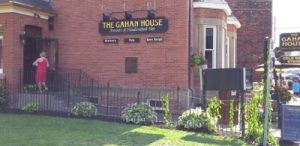 The Gahan House